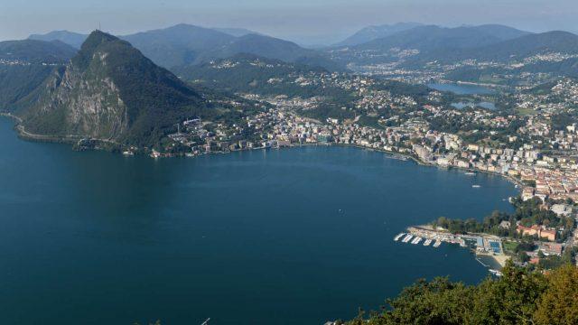 Lago di Lugano & Città