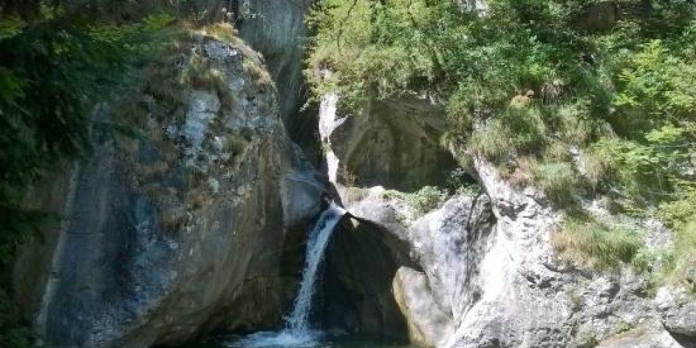 Cascate di Begna